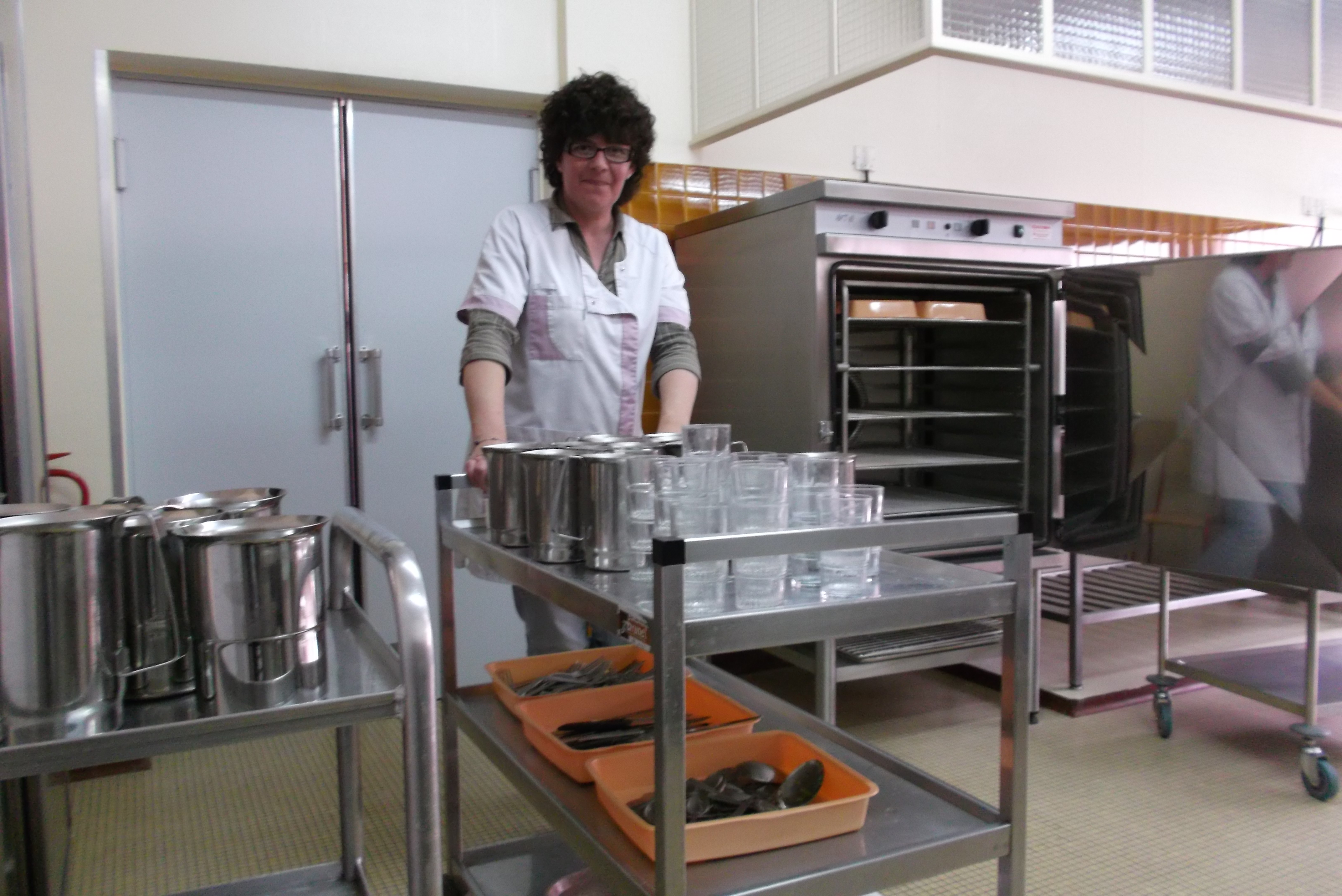 Ecole de corbeilles en g tinais la cantine - Cours de cuisine orleans ...